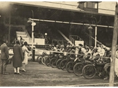 78 - Early motorcycling event at the Exhibition Ground