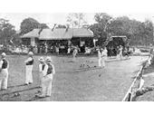 79 - The East Brisbane Lawn Bowls club in 1906