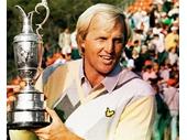 83 - Golfing legend, Greg Norman (the Great White Shark), who won 2 British Opens (1986, 1993)