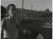 85 - Herb Elliott competing at Lang Park