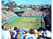 95 - The Milton tennis centre in the 1980's