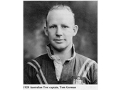 05 - Tommy Gorman - First Queenslander to captain a Kangaroo tour