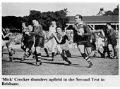 12 - 1951 Australia  v France test