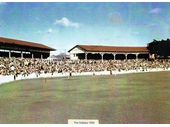 16 - 1955 Australia v France test at the Gabba