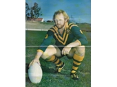 32 - Greg Veivers in Australian jersey