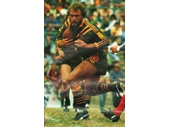 40 - Wally Lewis in his debut test against France in 1981