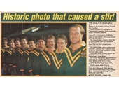 51 - Queenslanders in 1984 Australian team v Great Britain