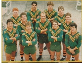 52 - Queenslanders in 1984 Australian team v Great Britain
