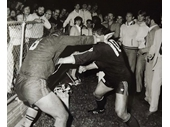 54 - 1985 Australia v New Zealand test - Fight between Greg Dowling and Howie Tamati
