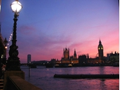 L34 - Big Ben and Houses of Parliament at Twilight 1