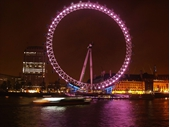 L76 - London Eye at night 02