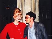 MT13 - Joanna Lumley and Wayne at Madam Tausads