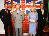 MT32 - Prince William, Charles & Camilla and Prince Harry