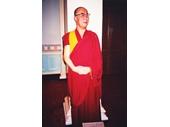 MT42 - The Dalai Lama at Madam Tausads