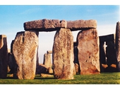 21 - Stonehenge cricket stumps