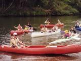106 - Our UCG canoe trip at Karana Downs