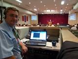 32 - 2012 Kingdom of God Lecture - Mr Bradford telling Fish story