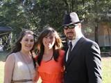 48 - 2011 Chris & Kelly's wedding - Megan, Nat and Dan