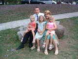 74 - Chris and Janine Lucasson and their girls