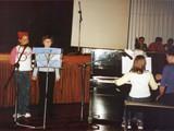 97 - Jasmine, Charmaine, Roxy and Jess doing a song