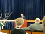 98 - Dennis Luker speaking at UCG Brisbane
