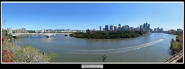 08 Brisbane from Kangaroo Point by day