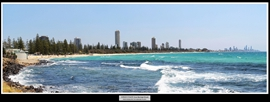 18 Gold Coast from Burleigh Heads