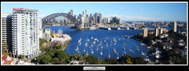 29 Sydney from North Sydney