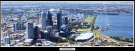 33 Perth from the air