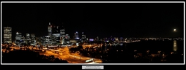 34 Perth at night