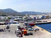 17 - Island on route to Santorini