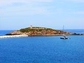 20 - Island on route to Santorini