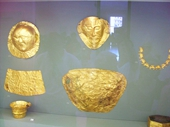 68 - Athens Museum - Gold from Mycenae