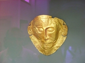 69 - Athens Museum - Gold from Mycenae