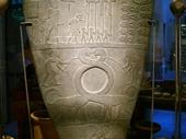 19 - Narmer Pallette in Leiden Museum