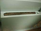 23 - Egyptian measuring rod in Leiden Museum