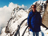 22 - Trevor atop of Mt Pilatus
