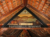 71 - Panel inside the Chapel Bridge