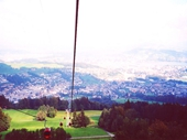 78 - The Cable Car down to Lucerne