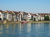 100 - Basel riverfront