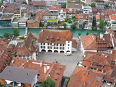 104 - Thun from Thun Castle