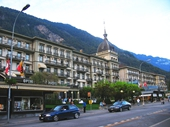 116 - Grand Hotel in Interlaken