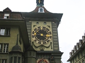 142 - Main clock in Berne