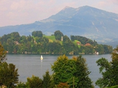 81 - Lake Lucerne looking towards Rigi