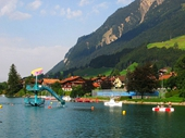 91 - Swimming in Sarner See