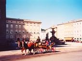 04 - Horse Carriage in Salzburg