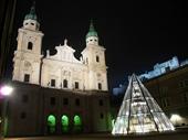 10 - Salzburg at night