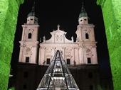 25 - Salzburg at night