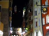 34 - Innsbruck at night