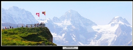 27 Bernese Alps Switzerland